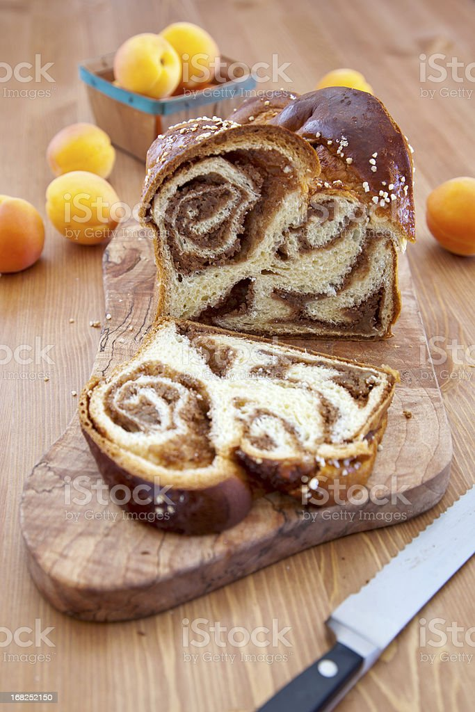 Babka stock photo