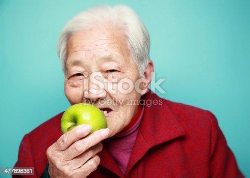 477898387istockphoto Grandmother 477898361