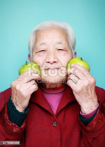 477898387istockphoto Grandmother 477898399