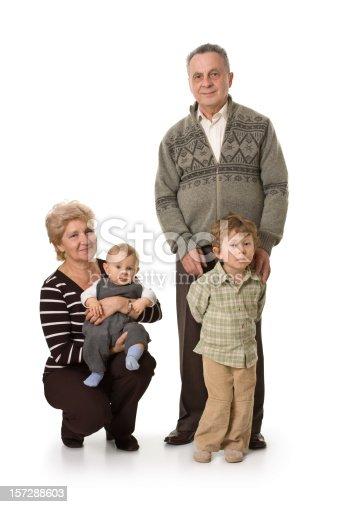 istock grandparents and their grandchildren 157288603