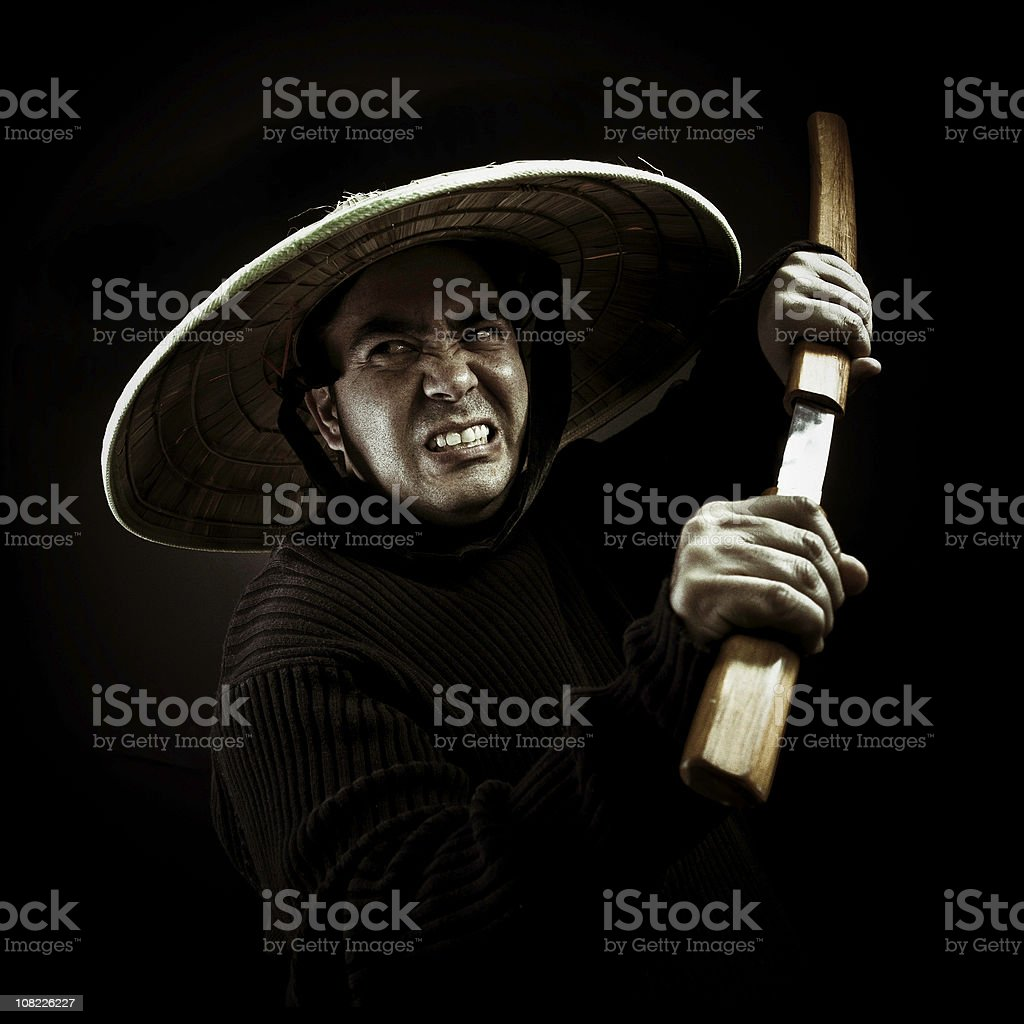 grandson of the dragon royalty-free stock photo