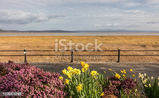 istock Grange-over-Sands - Cumbria - Lake District - England 1226424793