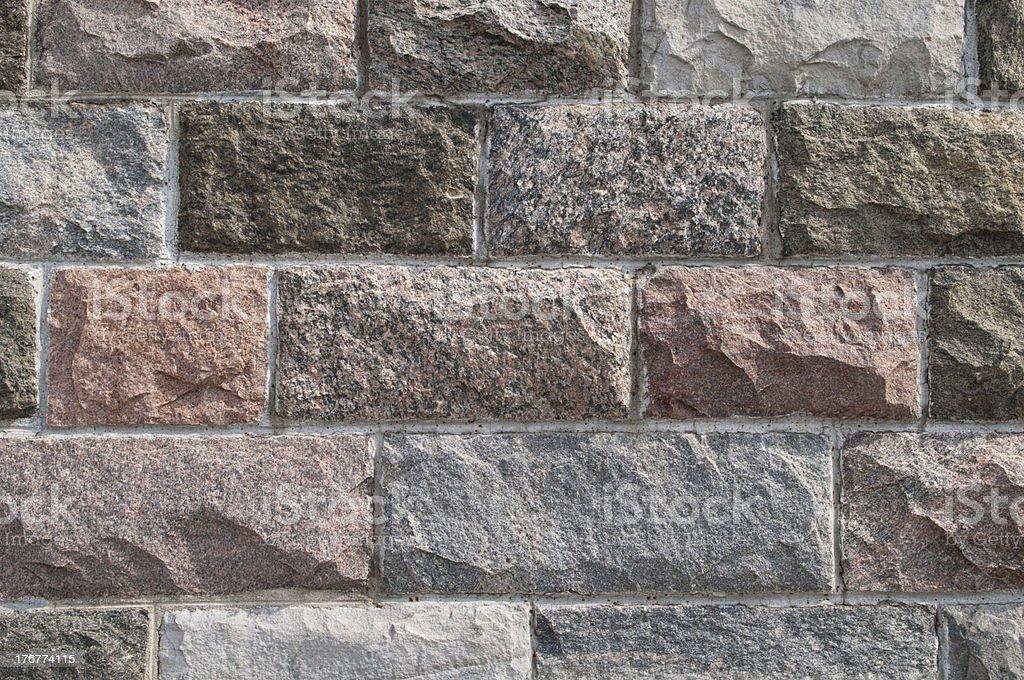 Granite Block Background royalty-free stock photo