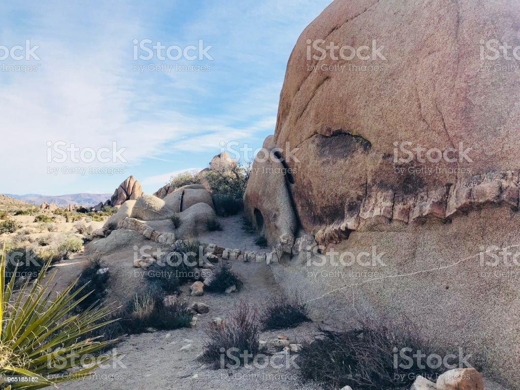 Granite Geology zbiór zdjęć royalty-free