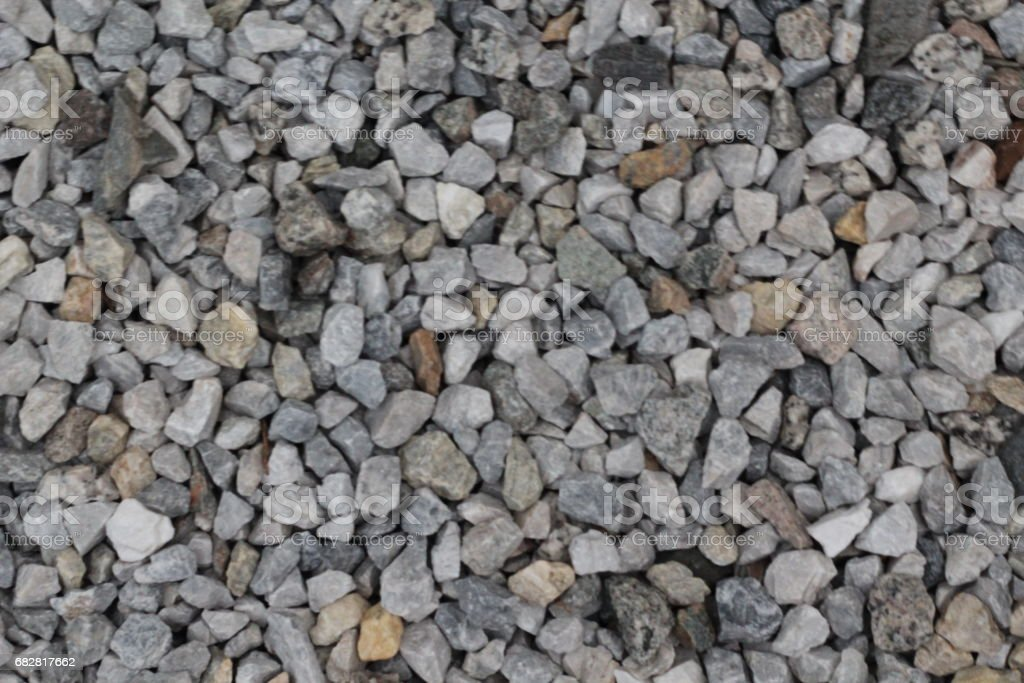 Granit Schotter texturiert Lizenzfreies stock-foto