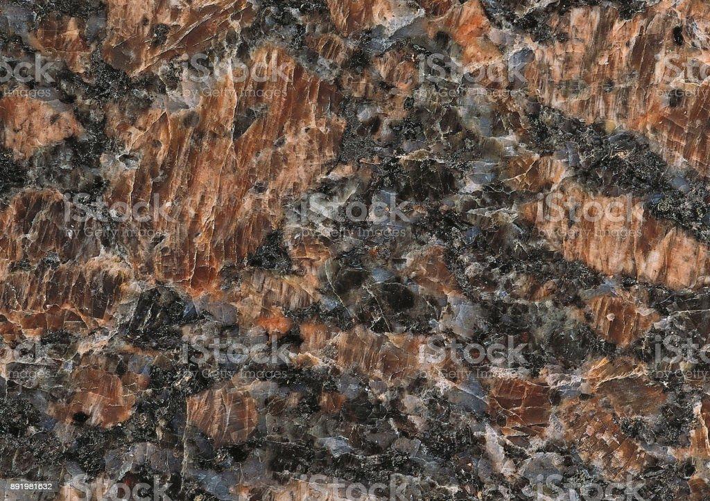 En granit - Photo