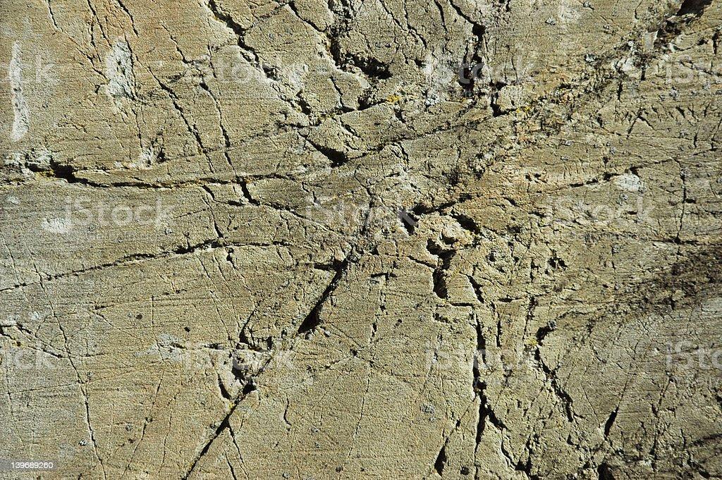 Granite rock texture 3 stock photo