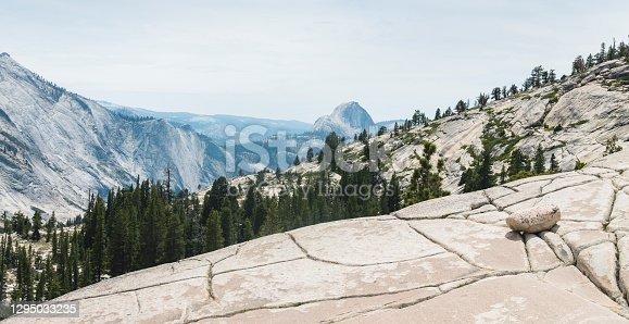 istock Granite rocks at Yosemite National Park California USA 1295033235