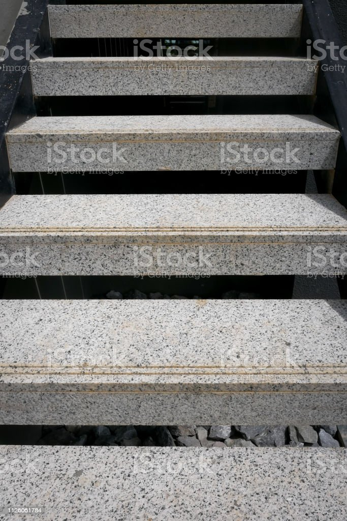 Granite Stairs Steps Background Construction Detail Stock Photo Download Image Now Istock