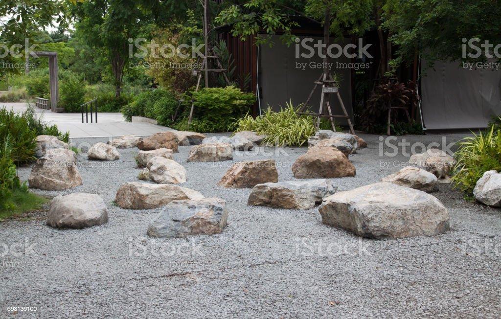 Granitsteingarten Stock-Fotografie und mehr Bilder von Berg | iStock