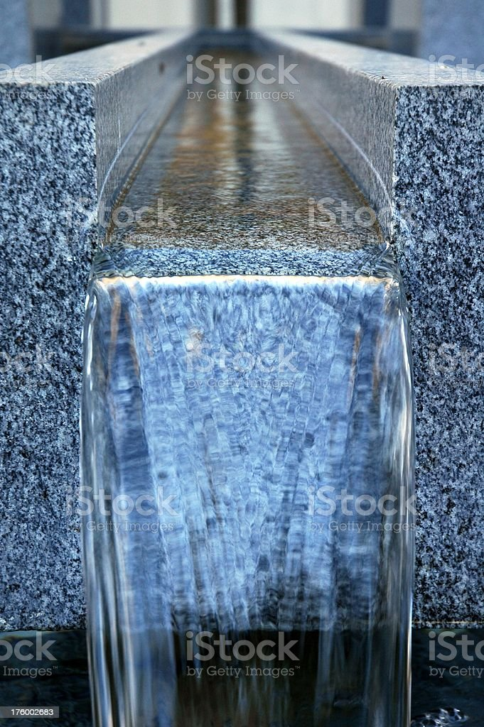 Granite Stream royalty-free stock photo