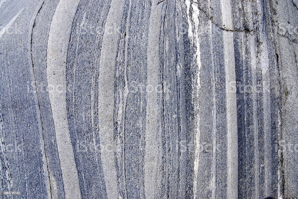 granite structure after erosion royalty-free stock photo