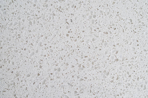 Granite surface for bathroom or kitchen white countertop – Foto