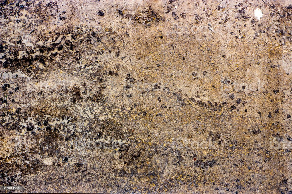 Granite Texture, Red Base with Black and Gray Spots stock photo
