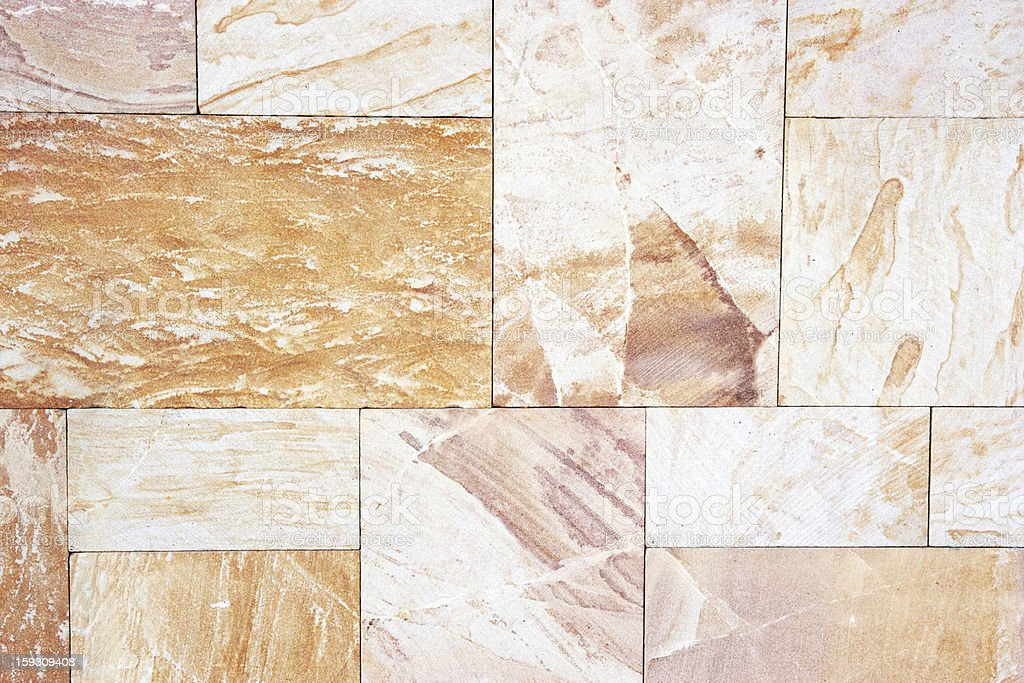 Granite tiles with natural pattern. royalty-free stock photo