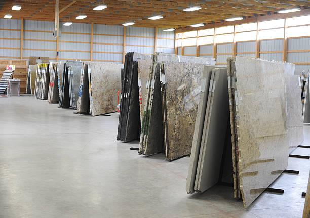 Entrepôt en granit - Photo