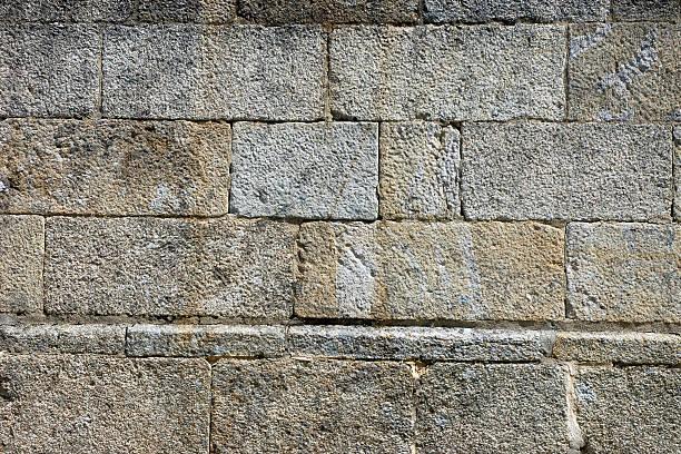 granitartige Wand – Foto