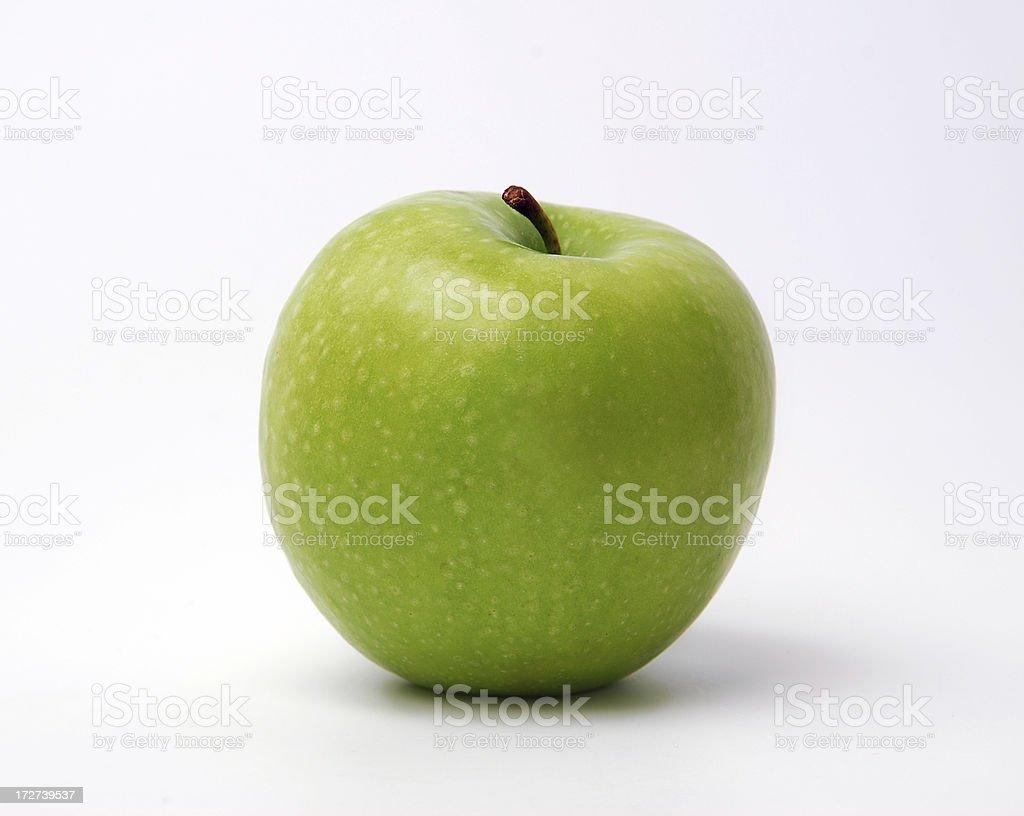 Granny Smith apple royalty-free stock photo