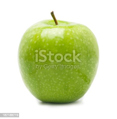 Granny Smith Apple -Photographed on Hasselblad H3-22mb Camera