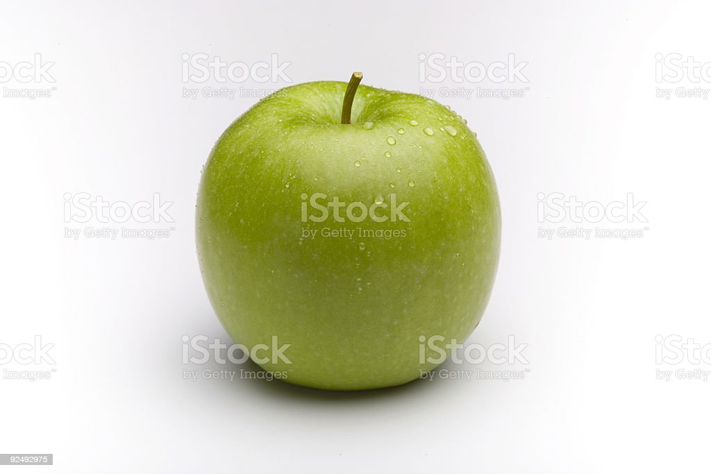 Granny Smith Apple Lizenzfreies stock-foto