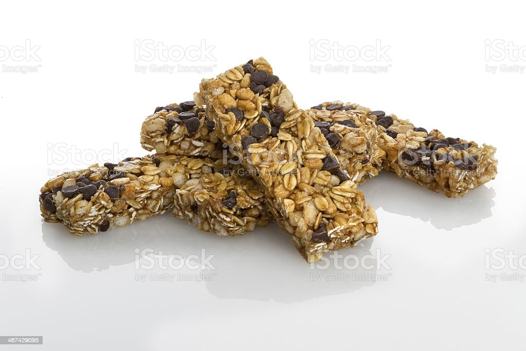 Granola Bars stock photo