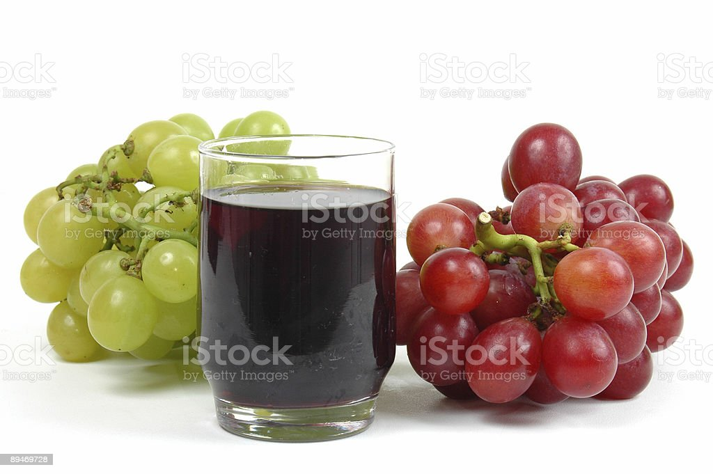Grape Drink royalty-free stock photo
