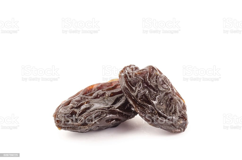 Raisin stock photo