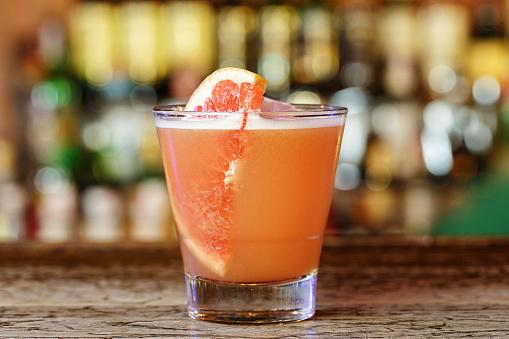 istock Grapefruit cocktail 846291826