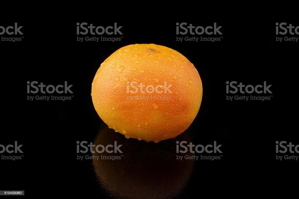 grapefruit ganz stock photo