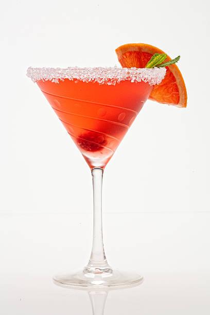 grapefruit martini - grapefruit cocktail stock photos and pictures