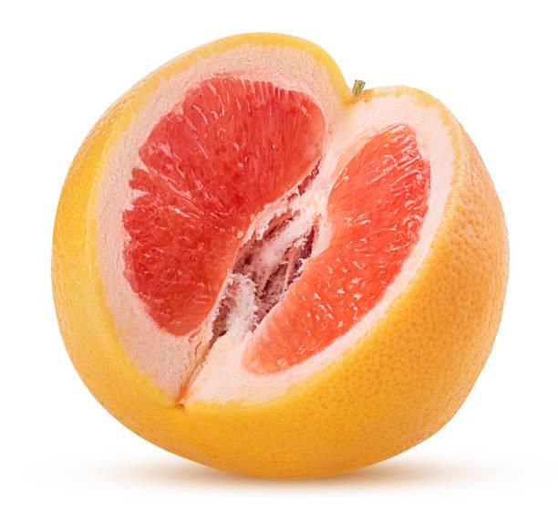 グレープ フルーツ 4 分の 1 - グレープフルーツ ストックフォトと画像