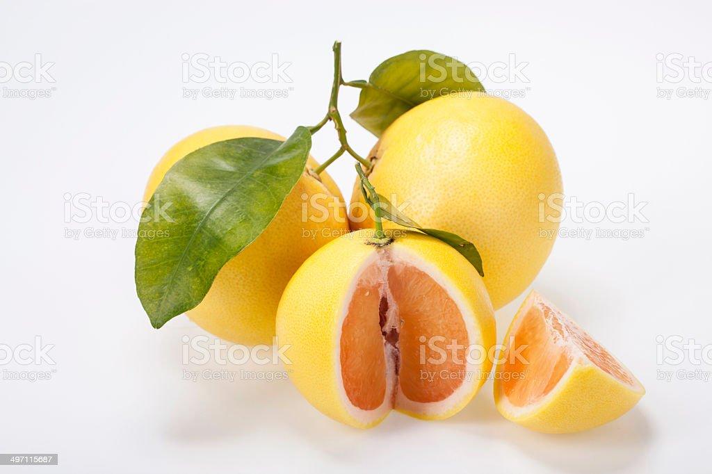 grapefruits royalty-free stock photo