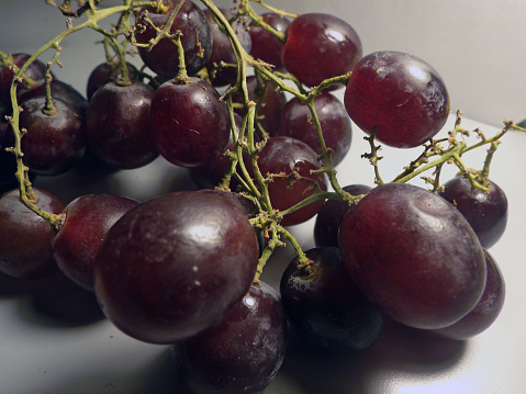 grapes are a banquet