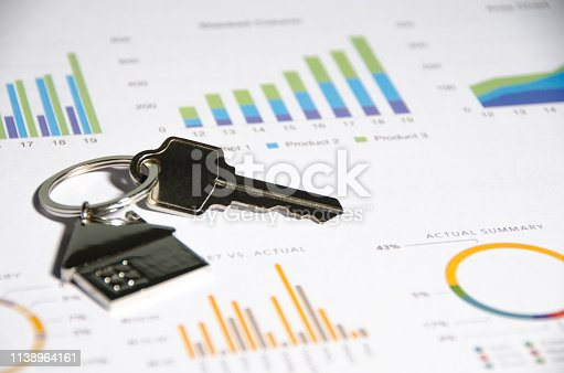 Graph and key