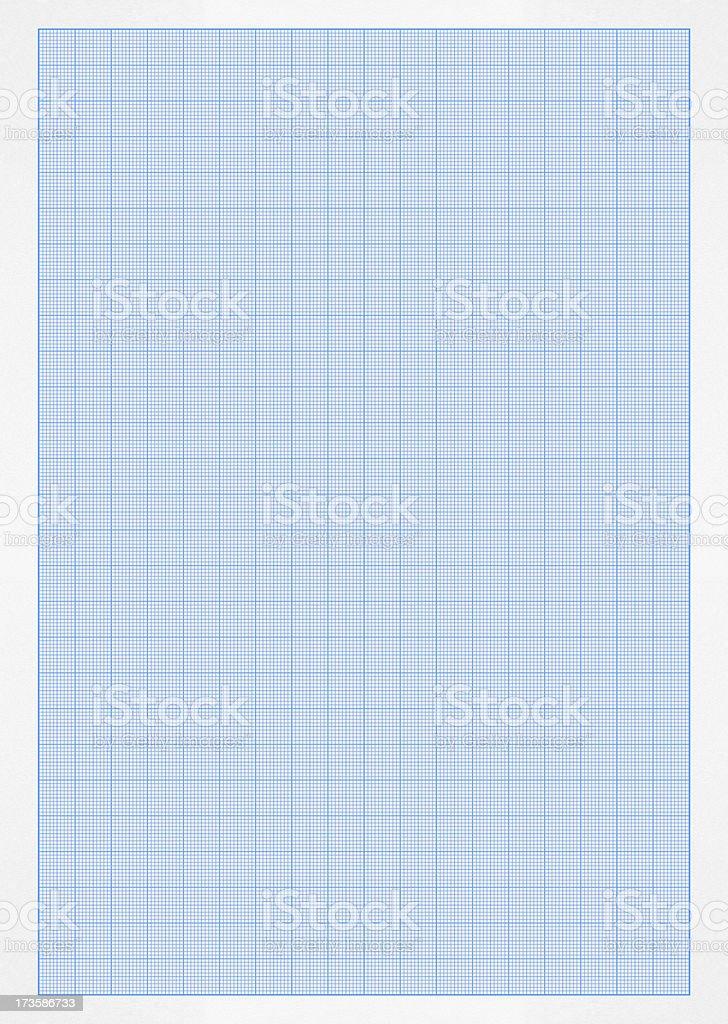 graph paper stock photo
