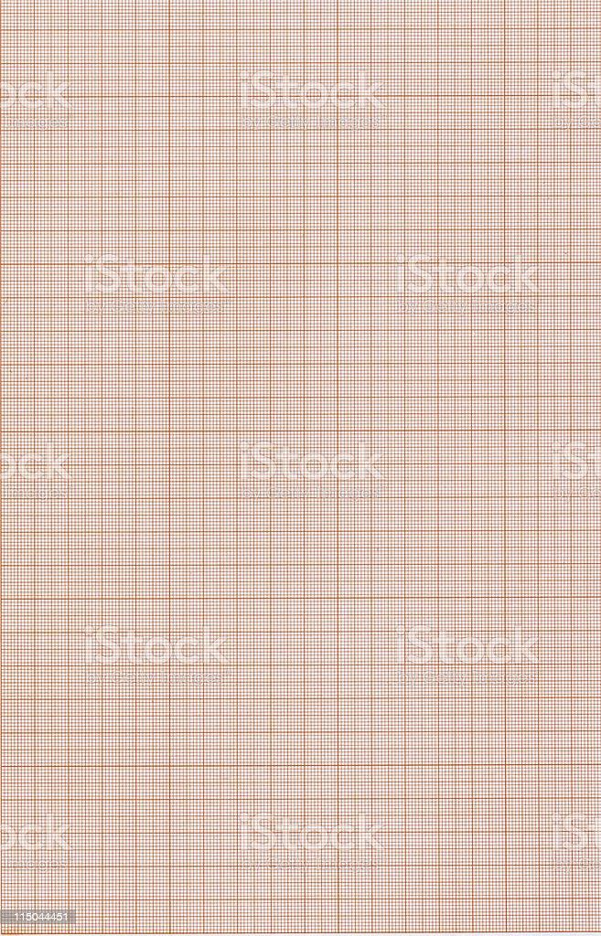 Graph Paper XXL stock photo