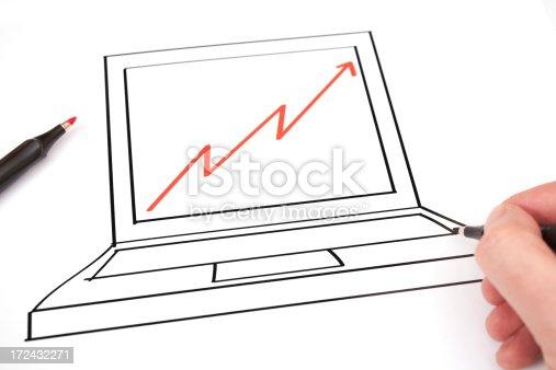 istock Graph 172432271