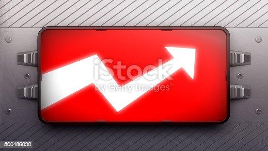 600166766istockphoto Graph 500486030