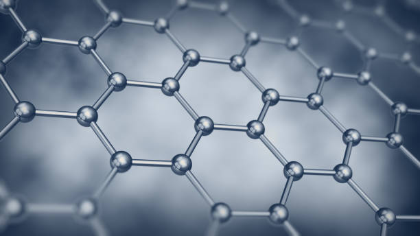 Graphene structure – zdjęcie