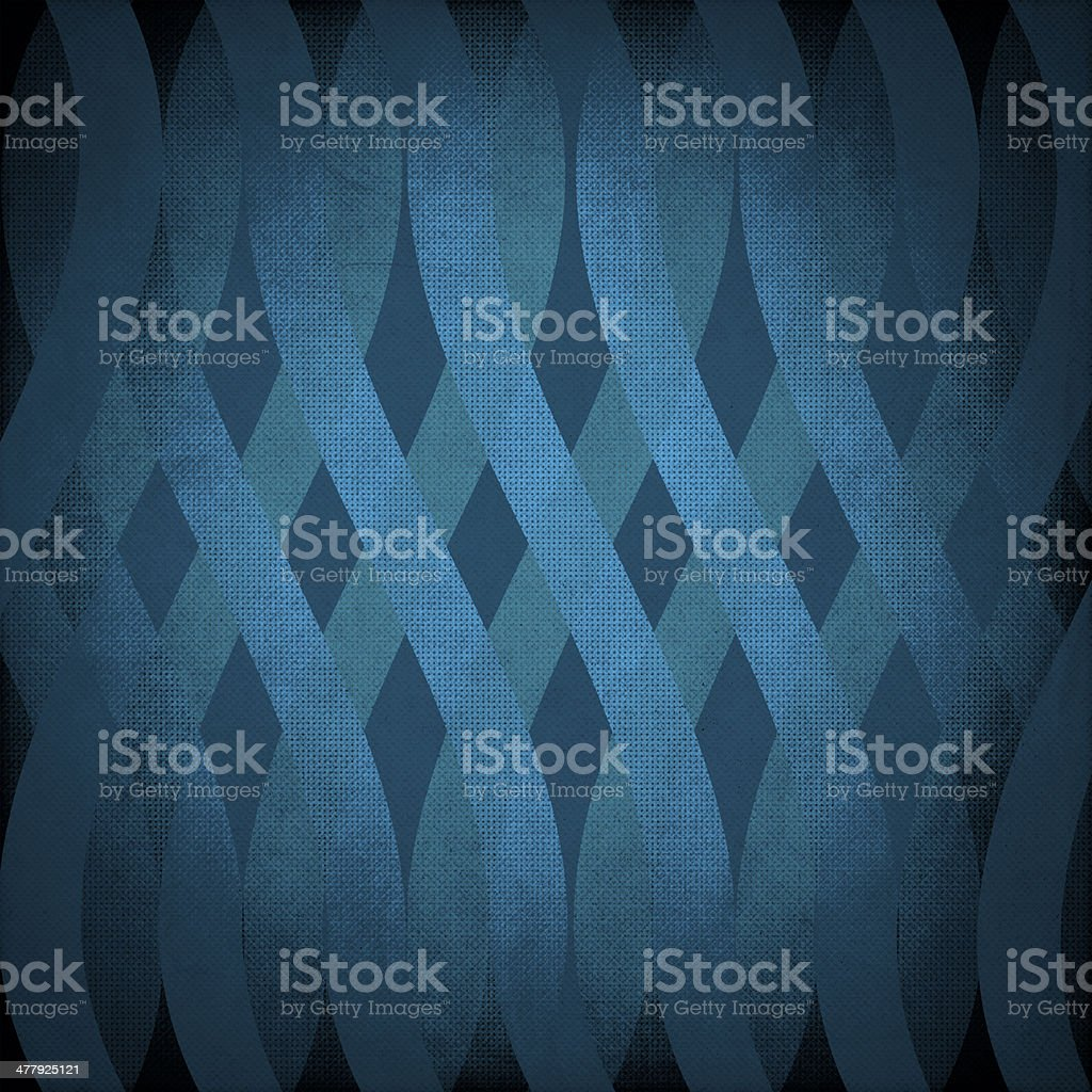 Graphic Design or (Vintage Poster Background) royalty-free stock photo