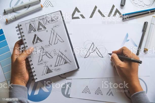 Graphic designer development process drawing sketch design creative picture id1149597075?b=1&k=6&m=1149597075&s=612x612&h=te4zwbhy8wcswwk7mbt666mix7ms2 xtzdcizfsejlc=