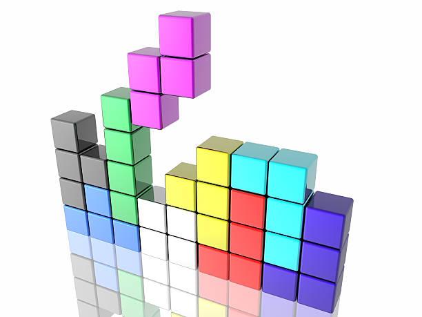 tetris Spiel – Foto