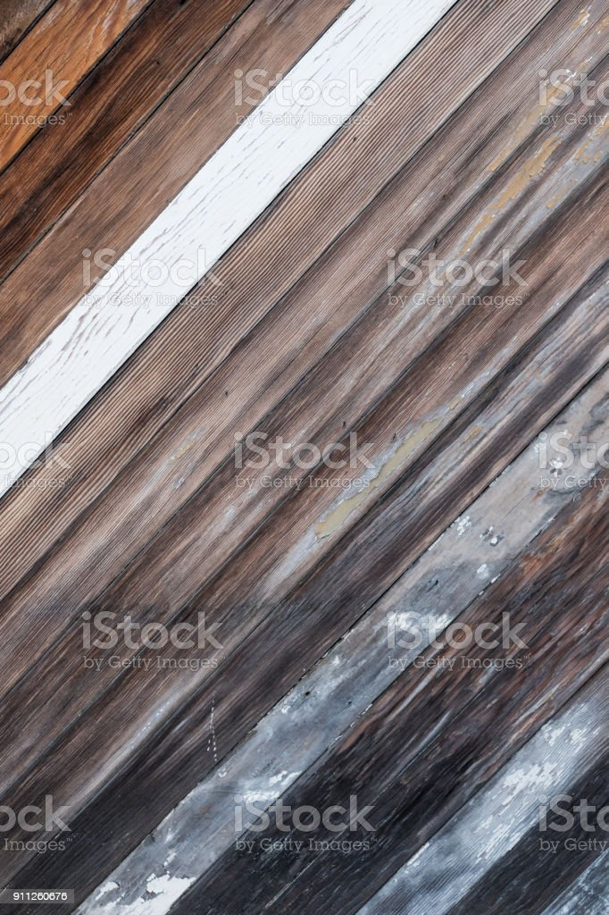 Graphic Reclaimed Wood Background stock photo