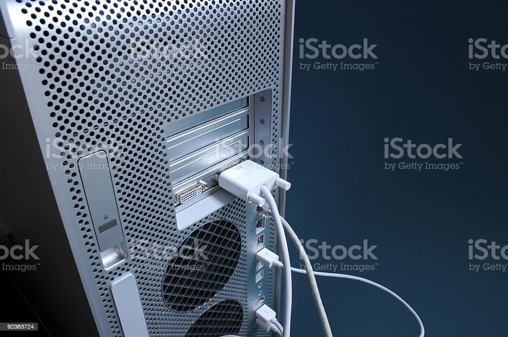 Graphics Workstation royalty-free stock photo