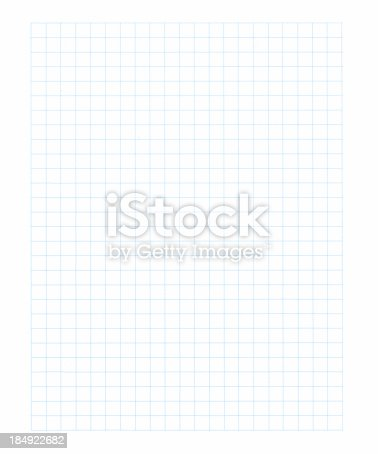 istock Graphing Paper XL 184922682