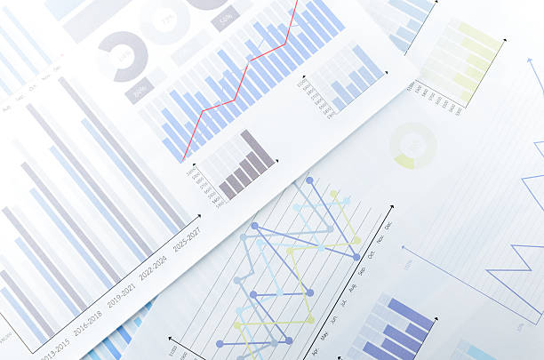 Graphs Graphs financial report stock pictures, royalty-free photos & images