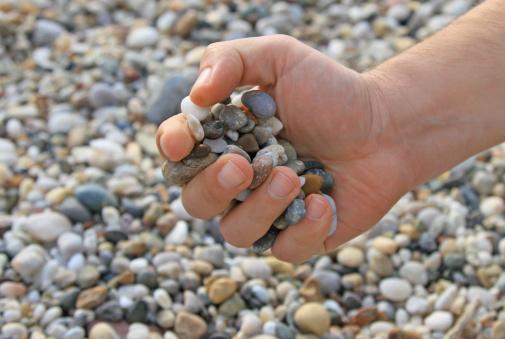 Grasp the Stones