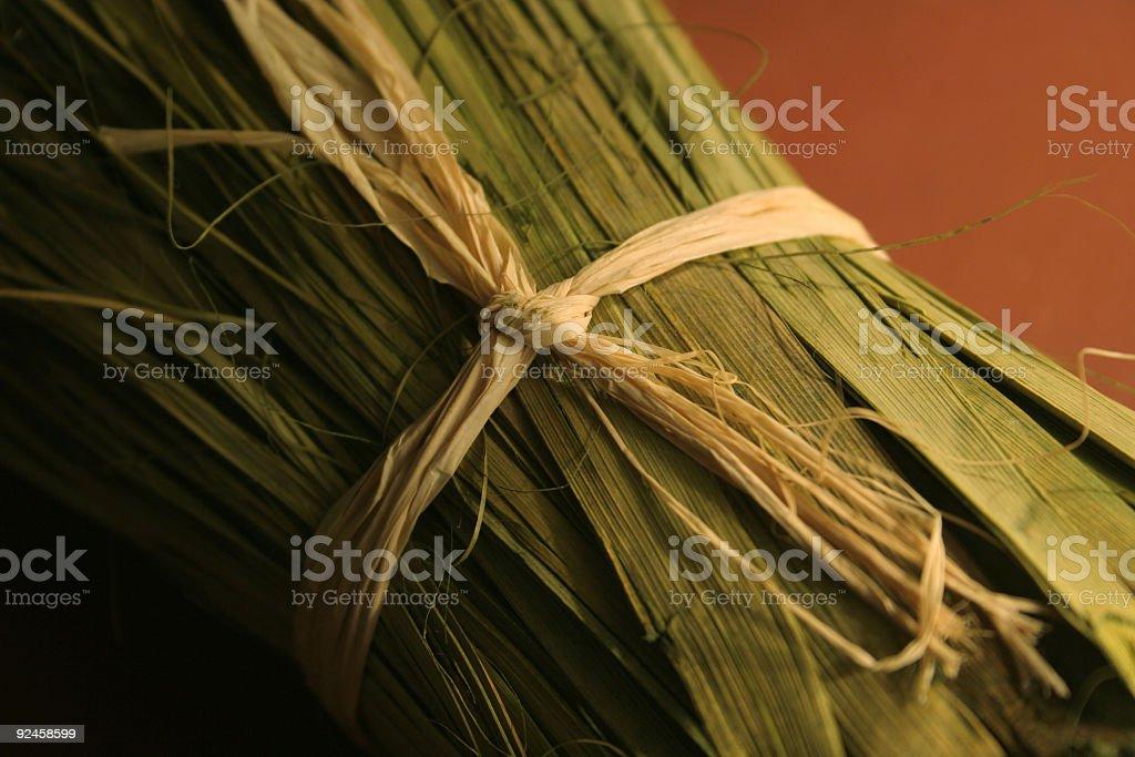 grass bundle royalty-free stock photo