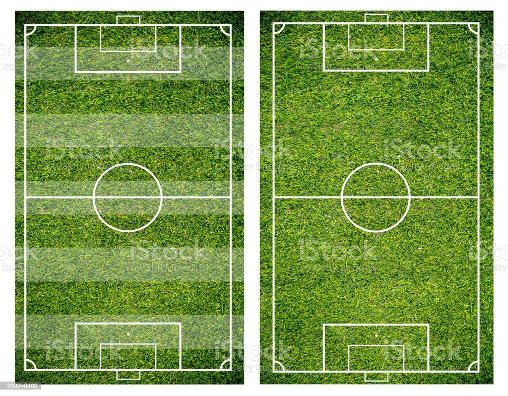 Grass Of A Soccer Field Football Field Or Soccer Field Background