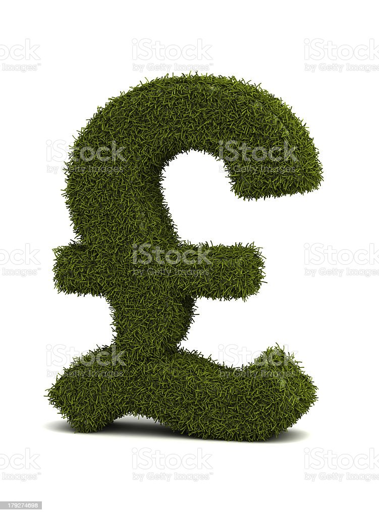 Grass Pound royalty-free stock photo